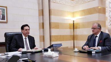 Photo of لقاء دولة الرئيس حسان دياب