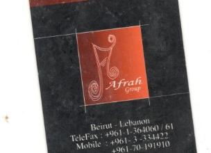 Photo of AFRAH GROUP