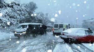 "Photo of ""جويس"" تشتد ليلاً والثلوج تلامس الـ 400 متر شمالاً…إليكم التفاصيل"